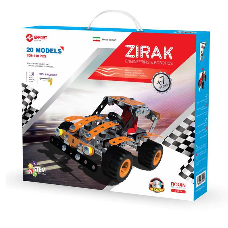 اسباب بازی فکری زیرک -20 مدل
